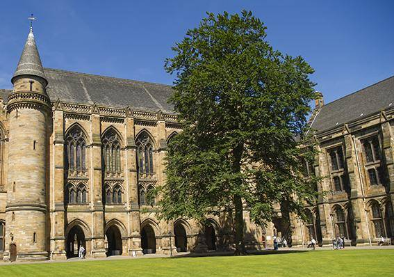 2020 Programme Welcome International Award At Adam Smith Business School - UK
