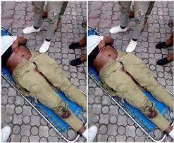 NYSC: Lagos State Corper Knocked Down by Danfo Driver Dies