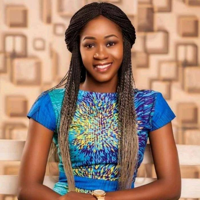 Pretty ABSU Law Graduate, Bags First Class Both in B.Sc and Law School