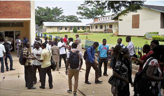 Number of students seeking admission into private universities is dwindling - VC Edwin Clark University