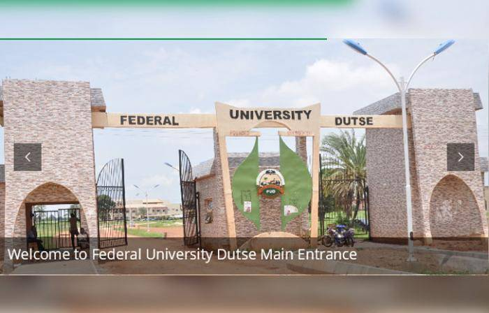 FUDutse Acceptance Fee Payment Procedure, 2018/2019