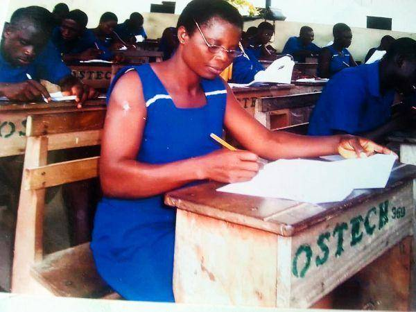 Woman Who Enrolled in Junior High School at Age 41 is Close to Achieving Her Dreams