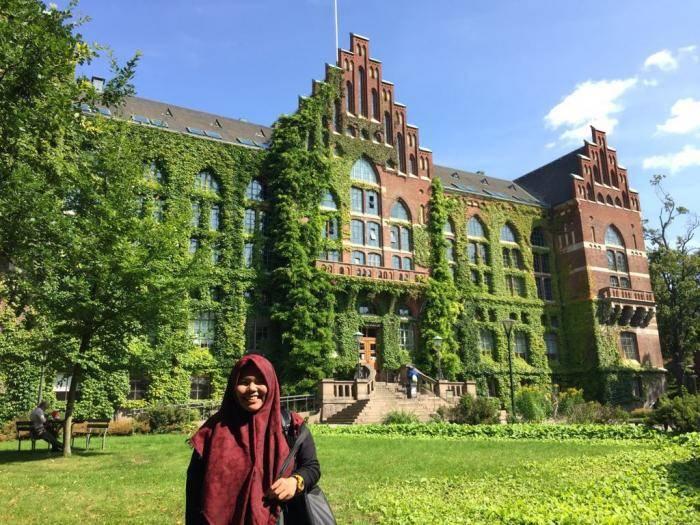 Global Scholarship at Lund University - Sweden 2021