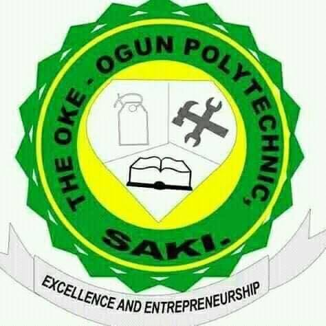 Oke Ogun Poly, Saki, ND admission list available on the school's portal