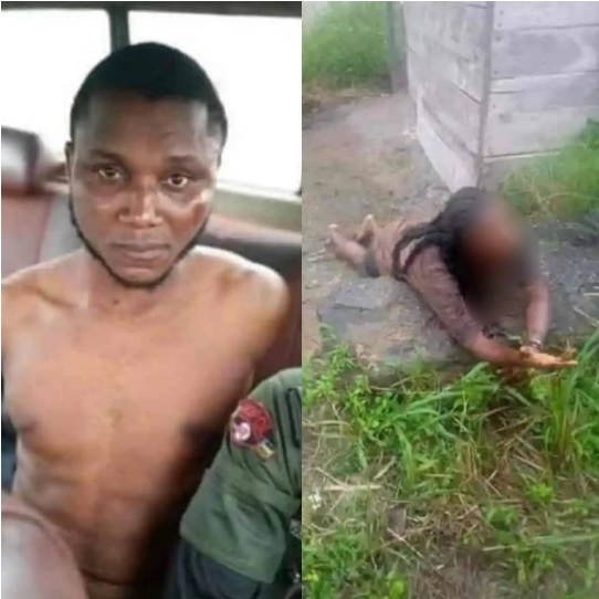 Bayelsa Police arrests a man caught while attempting to behead a student of NDU