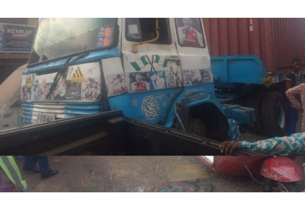 Truck crushes corps member to death in Edo state