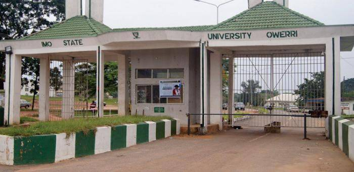 IMSU 1st Semester Academic Calendar For 2019/2020