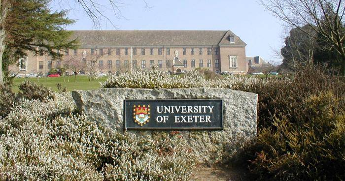 2019 Global Excellence Scholarships At University of Exeter - UK