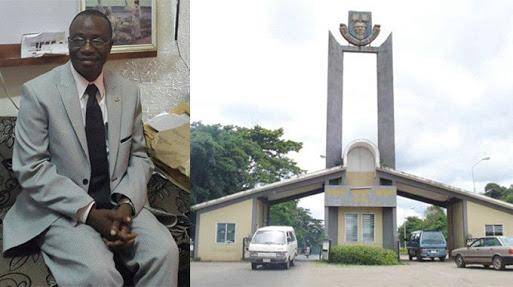 OAU Professor Richard Akindele Suspended