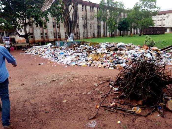 See The Bad State of  UNN Boys' Hostel