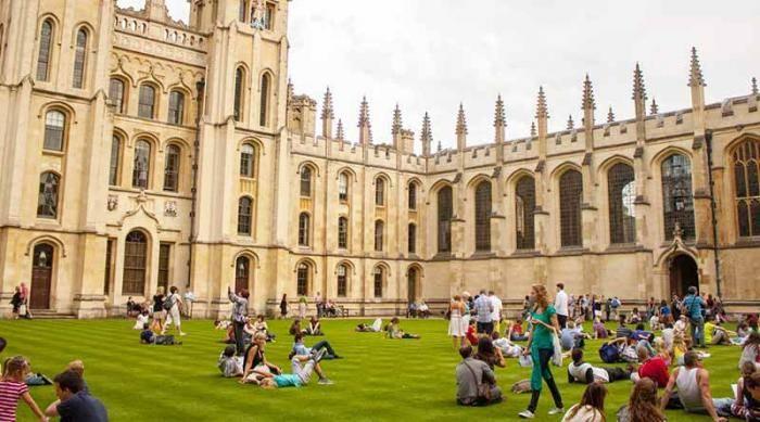 2021 Dulverton Scholarships at University of Oxford - UK