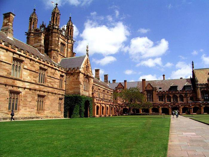Business School Excellence in Leadership Funding At University of Sydney - Australia 2020