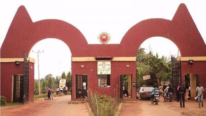 Auchi Poly Change of Course Form, 2018/2019 Out