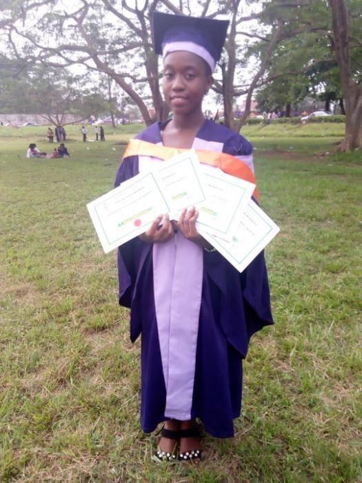 Oluwakemi Igiehon Emerges UNIBEN Best Graduating Student