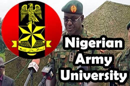 NAUB notice to all serving soldiers admitted in 2020/2021 session