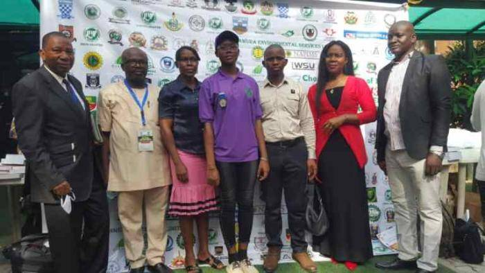 SSS 2 student emerges overall best female in Chemistry competition