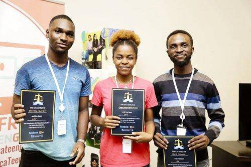 UNILAG Team Wins UN Crime Hackathon