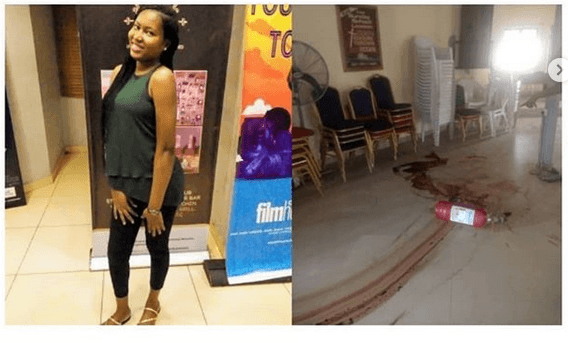 #JusticeForUwa Trends as a 100 Level UNIBEN Student is Raped and Murdered Inside a church