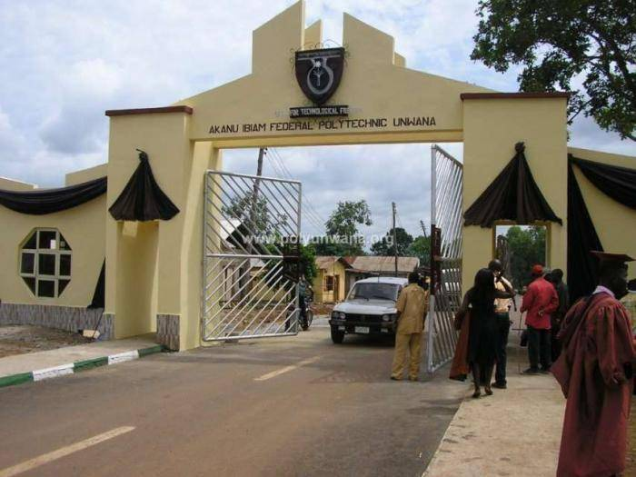 Akanu Ibiam Federal Polytechnic ND (Part-time) Admission, 2020/2021 Announced