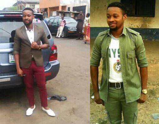 Corper Serving in Lagos Slumps in His PPA