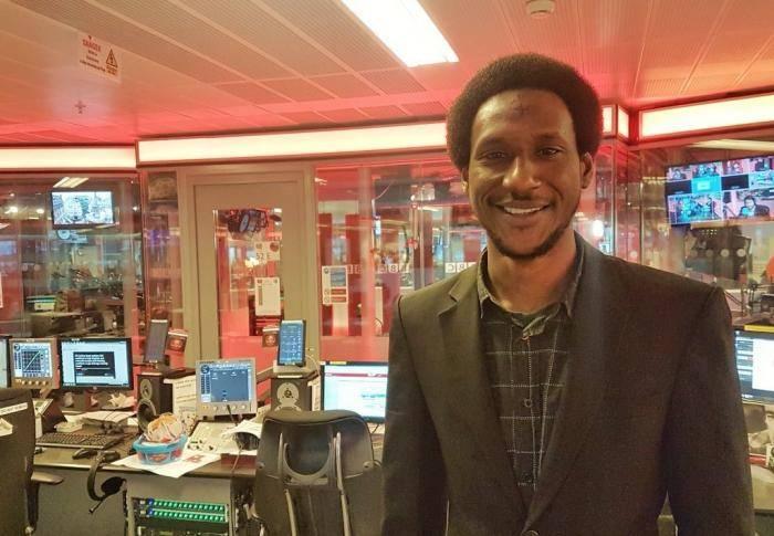 A Nigerian-born Computer Genius wins Several Awards at Brunel University