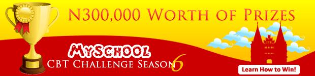 Week 3 Winners: Myschool CBT Challenge Season 6