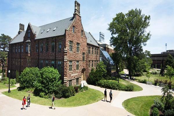 Top International Student Scholar Award at Mount Allison University - Canada, 2020