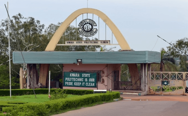 KWARAPOLY ND Part-time And HND Screening Schedule, 2018/2019