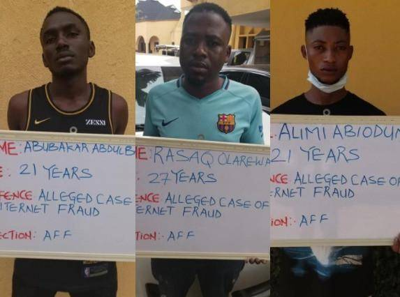 Court jails UNILORIN, KWASU, Kwara Poly students over internet scam