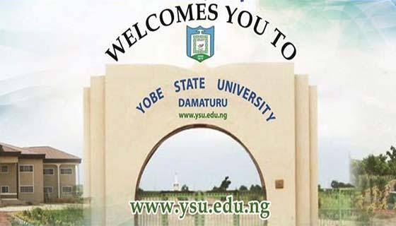 YSU Admission List, 2018/2019 Out