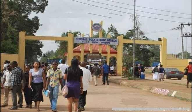 Fed poly Idah ND admission list for 2020/2021 session