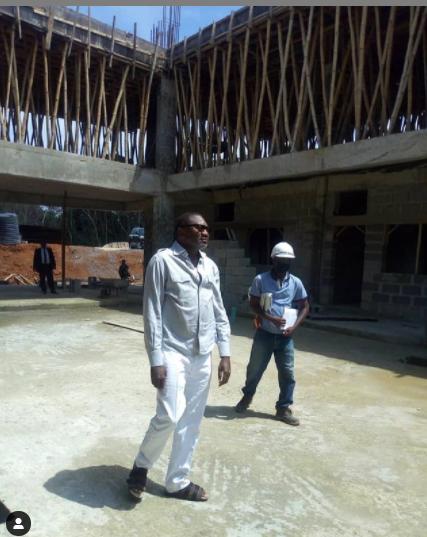 Femi Otedola donates N2 billion Engineering faculty to Augustine university