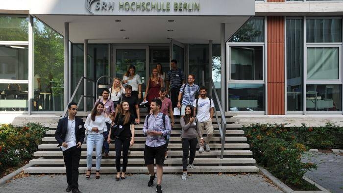 8forYou Scholarships At SRH Hochschule Berlin - Germany 2018