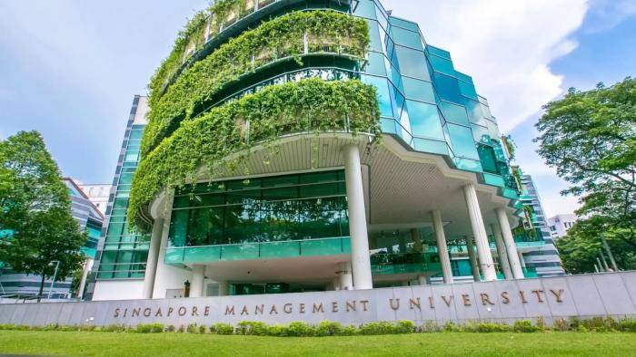 2021 Dato' Kho Hui Meng Scholarships at Singapore Management University