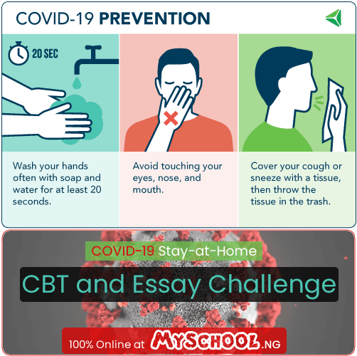 COVID-19 Stay-at-Home CBT and Essay Challenge