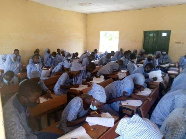 WAEC exams successfully conducted in Chibok schools 6 years after