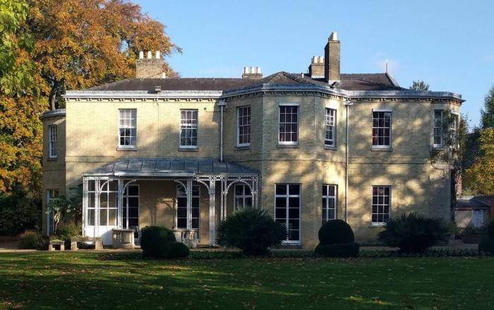 Robert Lethbridge International Scholarship at Fitzwilliam College – UK, 2021