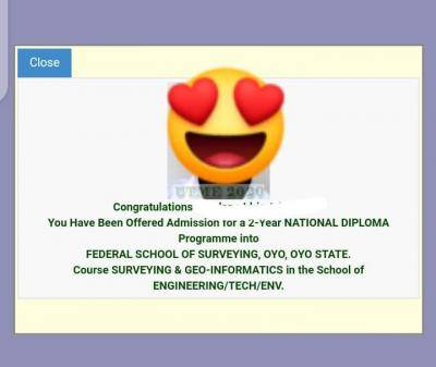 FSS Oyo admission list, 2020/2021 out on JAMB CAPS