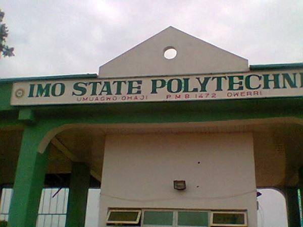 Imo Poly HND Admission List (Regular and Evening), 2018/2019 Out