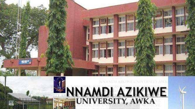 Nnamdi Azikiwe University Prescience form, 2020/2021 is still on sale