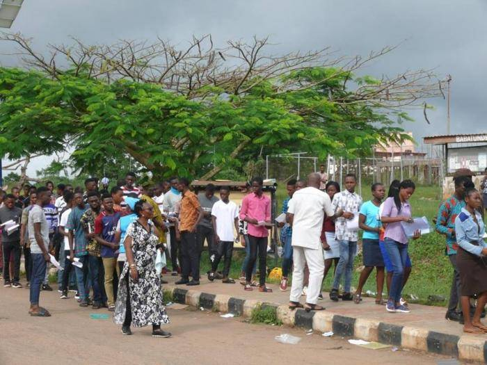 OGITECH admission screening date for 2020/2021 session