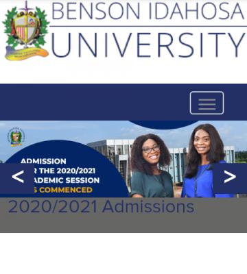 BIU Post-UTME/DE 2020: Eligibility and Registration Details