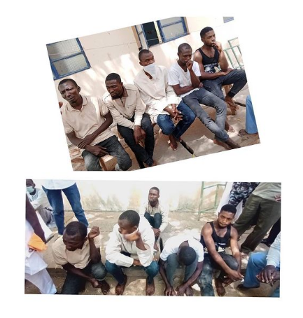 FUDMA suspends four students for fighting over a girl