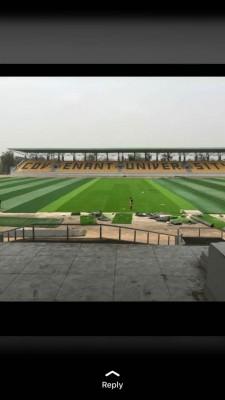 See How Beautiful Covenant University Stadium Looks