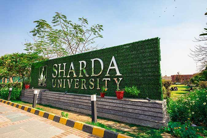 2021 Ambassador's International Scholarship at Sharda University, India