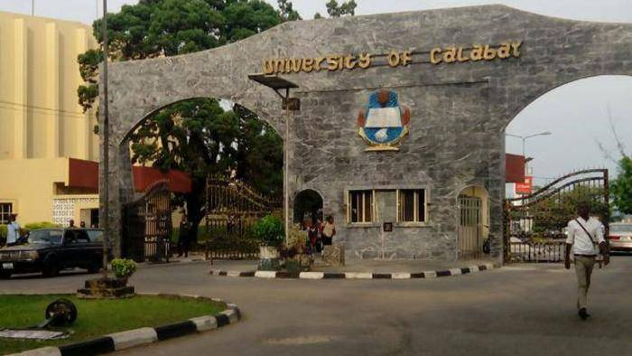 UNICAL Merit Admission List, 2018/2019 Out On School Portal.