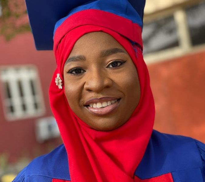 22-year-old Basirat emerges UI best Pharmacy graduating student