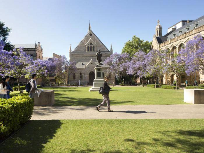 2019 University of Adelaide Global Leaders Scholarship - Australia