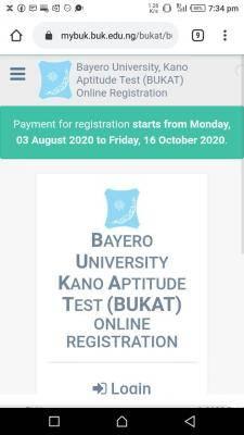 BUK extends Post-UTME registration deadline for 2020/2021 session