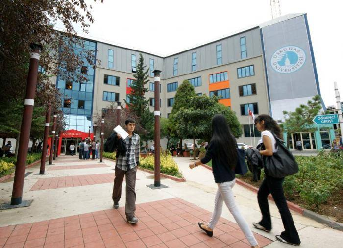 International Student Scholarships 2021 at Üsküdar University, Turkey